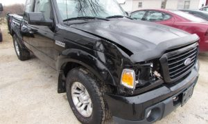 2008 Ford Ranger Front Right