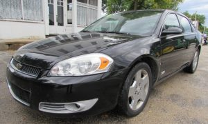 2008 Chevy Impala SS Front Left
