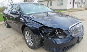 2008 Buick Lucerne CXL Front Right