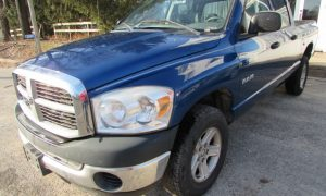 2008 Dodge Ram 1500 Front Left