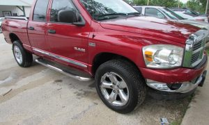 2008 Dodge Ram 1500 ST Front Right