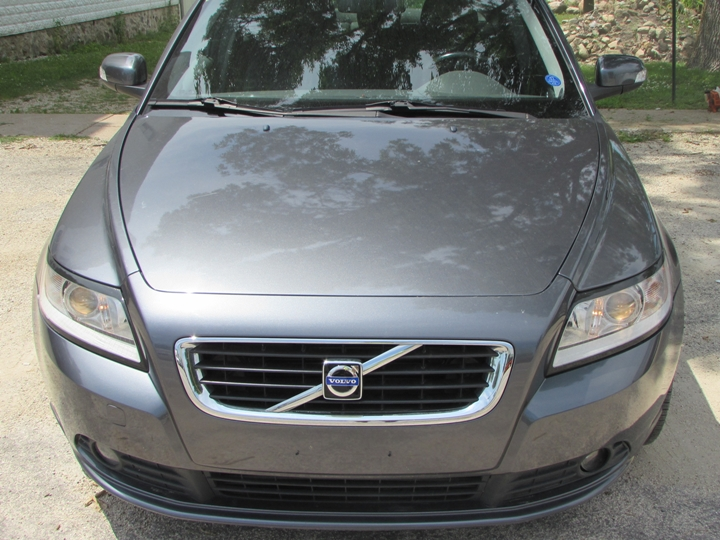 2008 Volvo S40 T5 Front