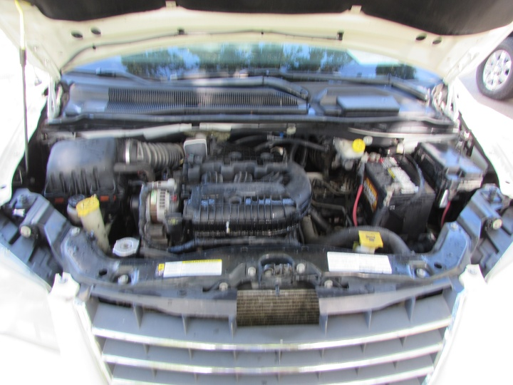 2008 Chrysler Town & Country Limited Motor