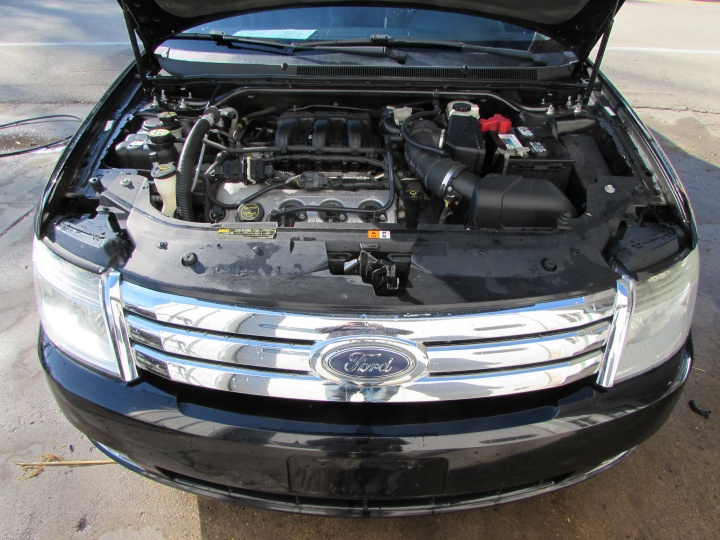 2008 Ford Taurus Limited Motor