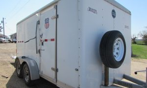 2008 Wells Cargo Trailer CW1422-102 Front Right
