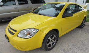 2009 Chevy Cobalt LS Front Left