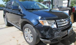 2009 Ford Edge SEL Front Right
