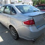 2009 Ford Focus SES Rear Left