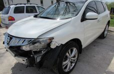 2009 Nissan Murano LE Front Left