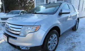 2010 Ford Edge Limited Front Left