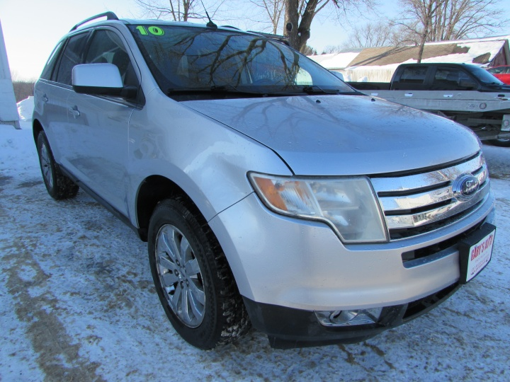 2010 Ford Edge Limited Front Right