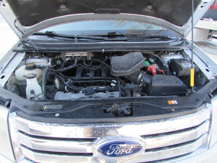 2010 Ford Edge Limited Motor