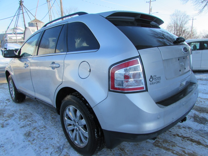 2010 Ford Edge Limited Rear Left