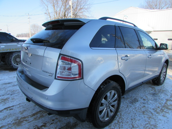 2010 Ford Edge Limited Rear Right