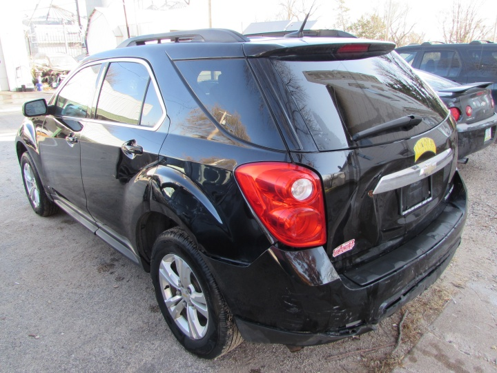 2010 Chevy Equinox LT Rear Left