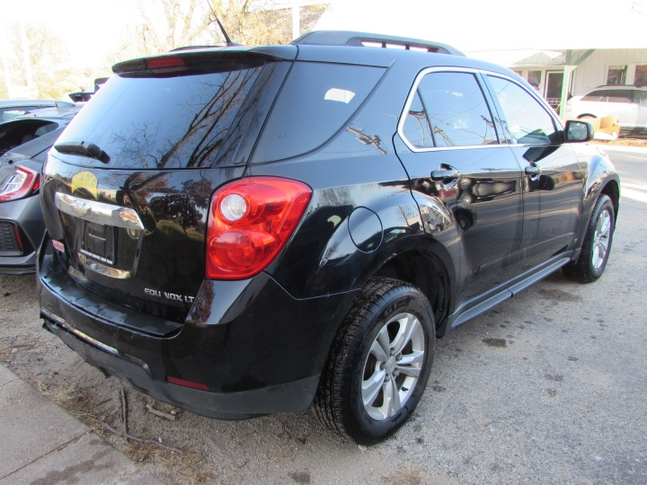2010 Chevy Equinox LT Rear Right