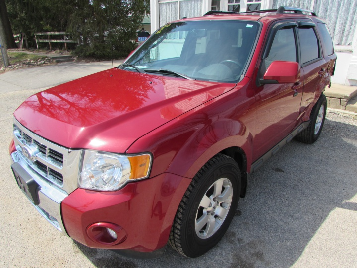 2010 Ford Escape Limited Front Left