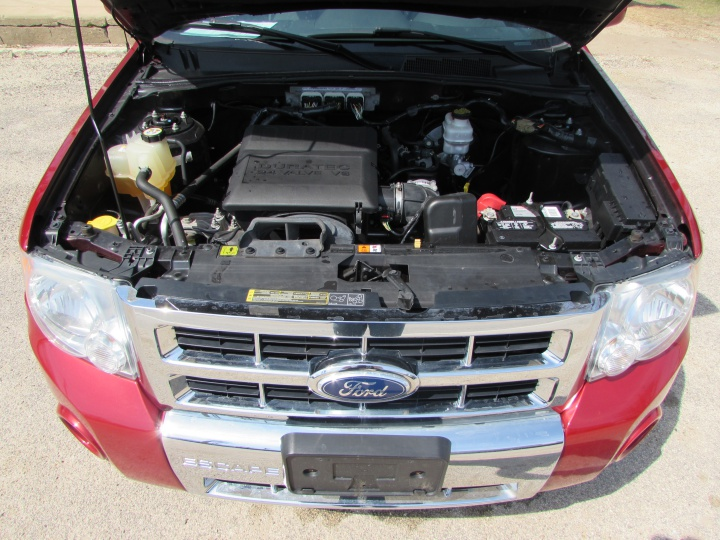 2010 Ford Escape Limited Motor