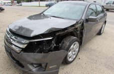 2010 Ford Fusion SE Front Left