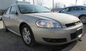 2010 Chevy Impala LT Front Right