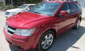 2010 Dodge Journey SXT Front Left