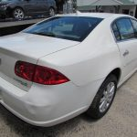 2010 Buick Lucerne CXL Rear Right