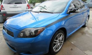 2010 Toyota Scion TC Front Left