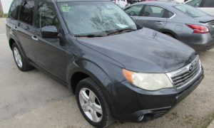 2010 Subaru Forester Front Right