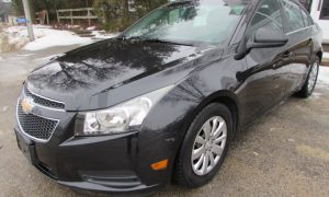 2011 Chevy Cruze LS Front Left