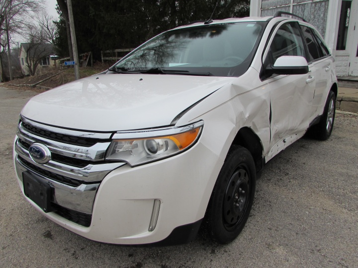 2011 Ford Edge Limited Front Left
