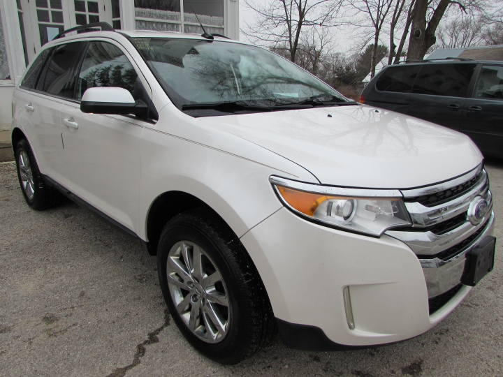 2011 Ford Edge Limited Front Right