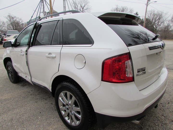 2011 Ford Edge Limited Rear Left
