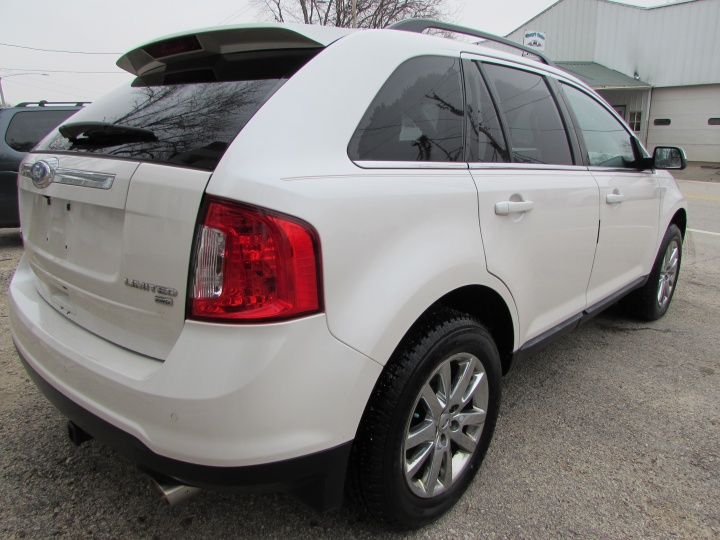2011 Ford Edge Limited Rear Right
