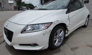 2011 Honda CR-Z Front Left