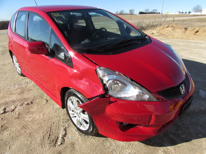2011 Honda Fit Front Right