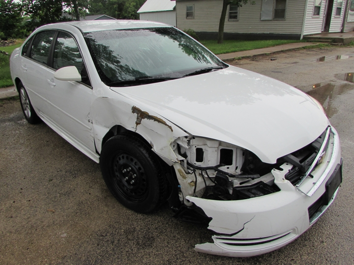 2011 Chevy Impala LS Front Right