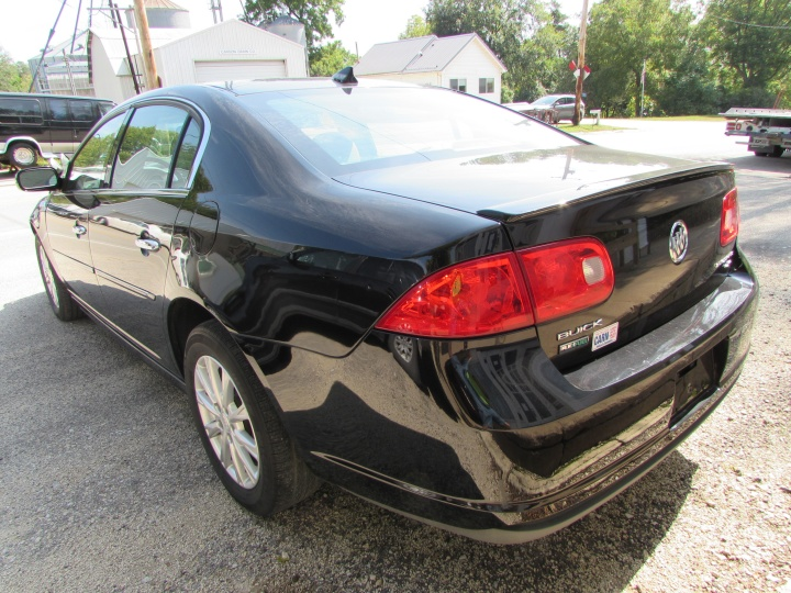 2011 Buick Lucerne CXL Rear Left