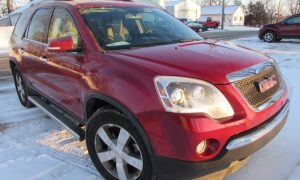 2012 GMC Acadia SLT-1 Front Right
