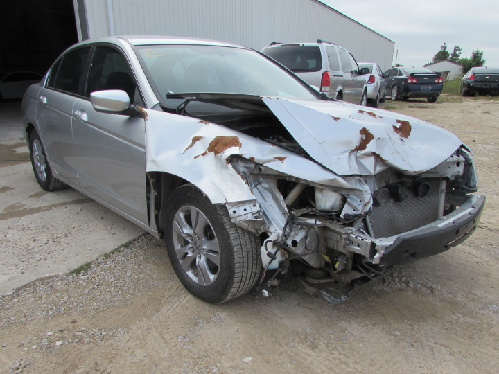 2012 Honda Accord SE Front Right