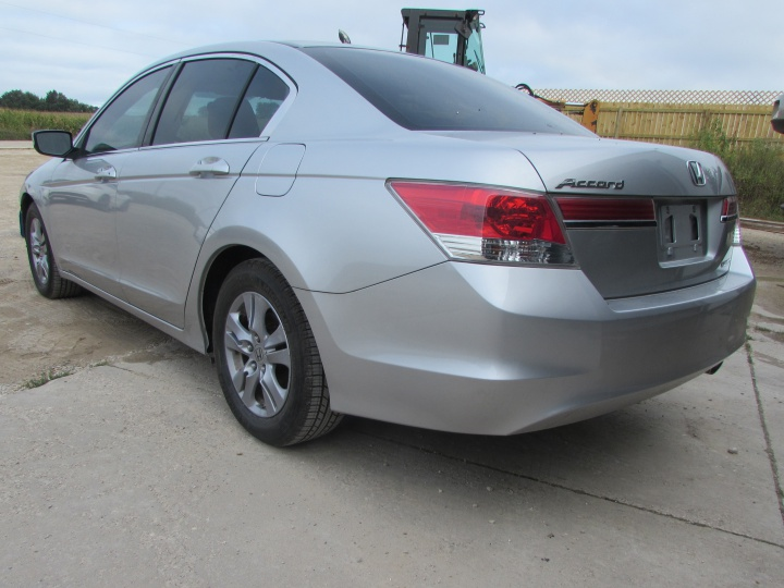 2012 Honda Accord SE Rear Left