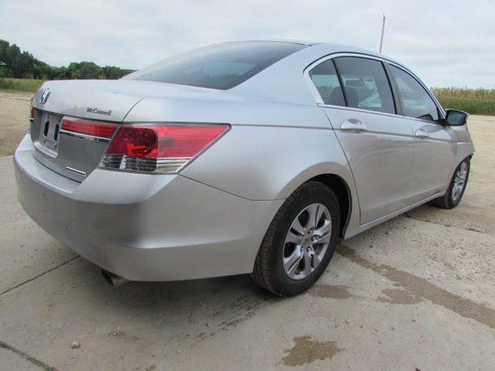 2012 Honda Accord SE Rear Right