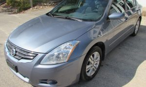 2012 Nissan Altima Base Front Left