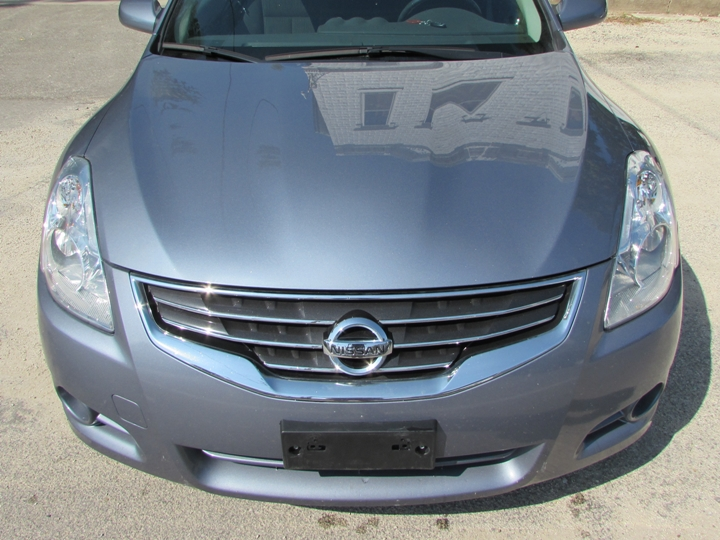 2012 Nissan Altima Base Front