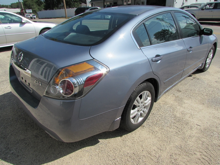 2012 Nissan Altima Base Rear Right
