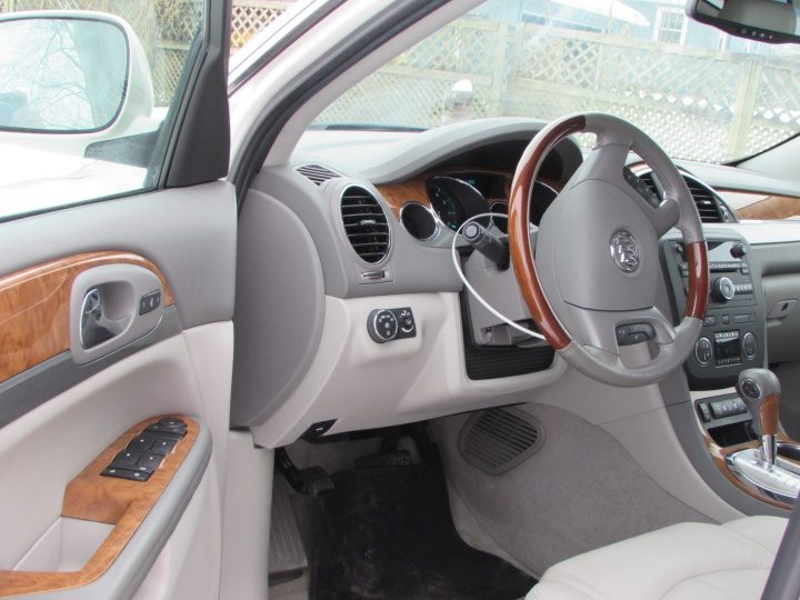 2012 Buick Enclave Interior Too