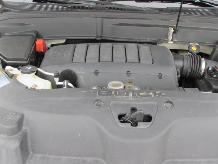 2012 Buick Enclave Motor
