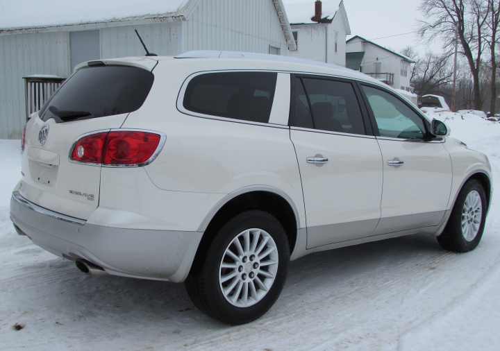 2012 Buick Enclave Rear Right