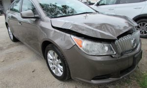 2012 Buick LaCrosse Front Right