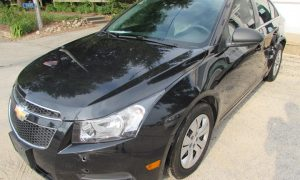 2012 Chevy Cruze LS Front Left
