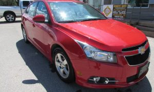 2012 Chevy Cruze LT Front Right